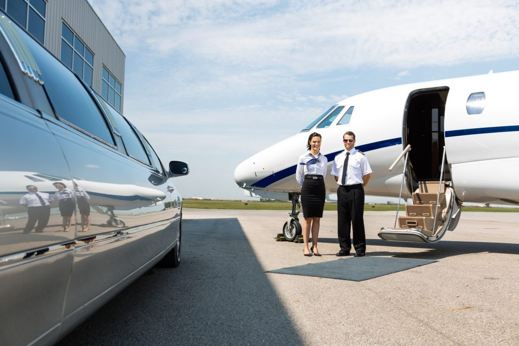 Let Custom Jet Charters handle all of your private flight needs